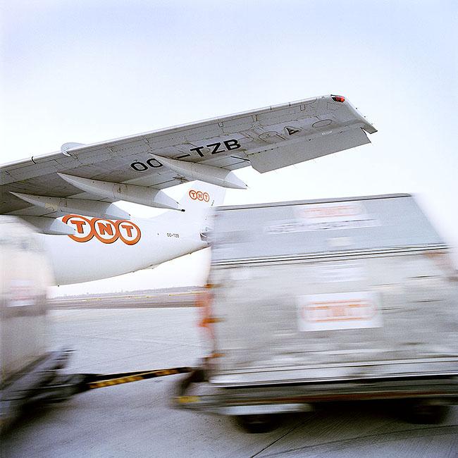TNT Flughafen Schwechat
