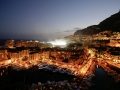 France, Cote d´Azur, Monaco, View to Fontvieille with the Stade Louis II  ©  Reiner Riedler