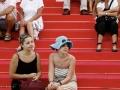 """France, Cote d´Azur, Cannes, Red Carpet at the """"Palais des Festivals""""  ©  Reiner Riedler"""