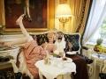 Austria; Vienna; Luxury Suite in Hotel Imperial