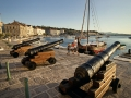 Kroatien; Tesla; im Hafen von Senj