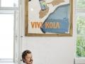 """Austria; Vienna; Swiss """"Tatort""""- actor Roland Koch in his flat in Vienna"""