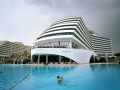 Turkey; Antalya; Lara Beach; Titanic Resort Hotel  ©  Reiner Riedler / Anzenberger