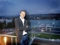 Austria; Carinthia; Wörthersee, Udo Jürgens bei einer Buchpräsentation seines Bruders im Werzer By Lakeside  ©  Reiner Riedler